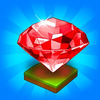 Merge Jewels: Gems Merger Evolution Mod Apk