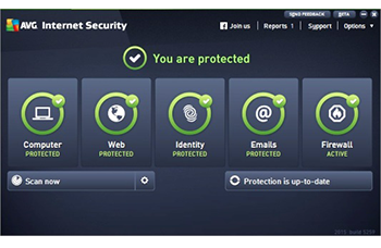 AVG Internet Security Terbaru