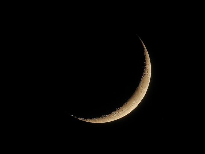¿Cómo influye la luna menguante a los signos del zodíaco?
