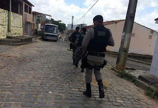 Polícia Militar prende em Cuitegi idoso suspeito de estupro de vulnerável praticado contra criança
