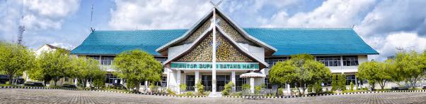 Gedung Kantor Bupati Kabupaten Batanghari