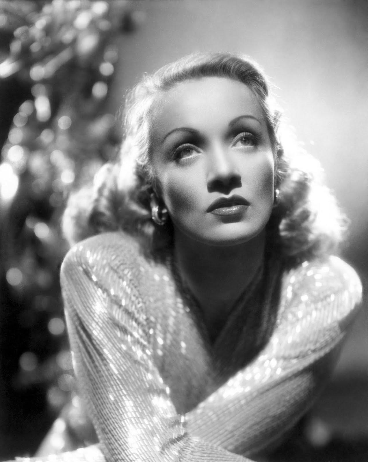 Marlene Dietrich Annex2: Mettre En Valeur: Beauty Icons Of The 1930s