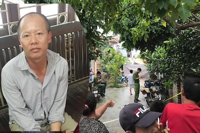 """Lời khai """"rùng mình"""" của đối tượng gây vụ thảm án ở Hà Nội"""