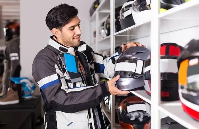 Descubra como escolher o capacete para motos ideal para a sua necessidade