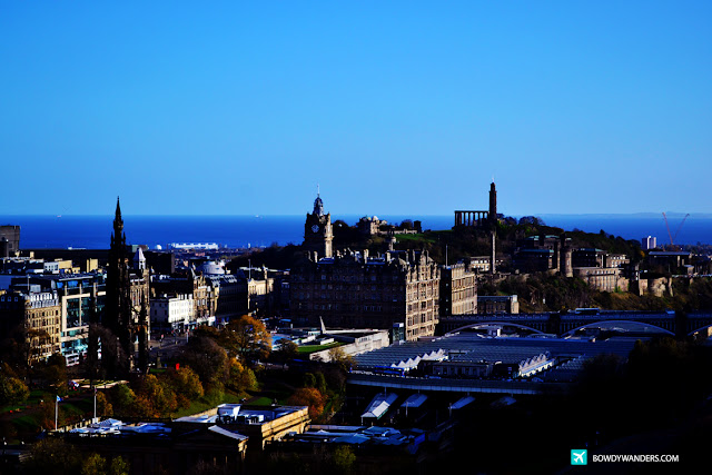 bowdywanders.com Singapore Travel Blog Philippines Photo :: Scotland :: Edinburgh Castle: Life's Not Complete Until You've Seen Scotland's Iconic Spot