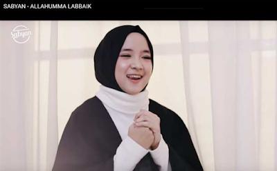 Lagu Nissa Sabyan Allahumma Labbaik Mp3