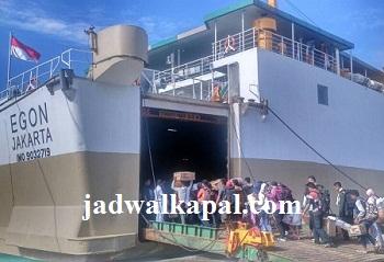 Jadwal Kapal Km Egon Bulan Oktober 2019