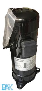 Phân phối lốc máy lạnh chính hãng Daikin 6hp JT170GA-Y1&hàng có sẵn tại kho. Gọi ngay 0931 143 034