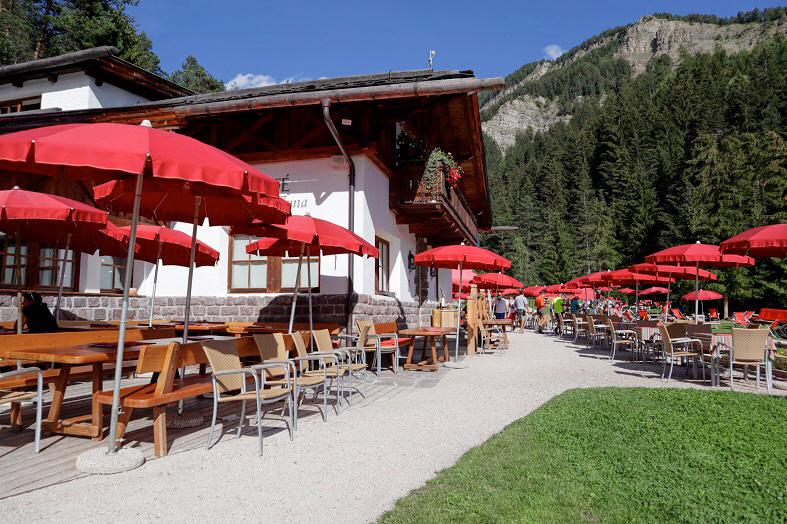 Caffè Val d'Anna in Val Gardena
