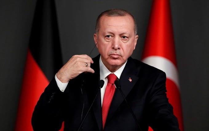 Ο Ερντογάν κάνει αγωγή σε ελληνική εφημερίδα.