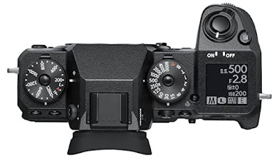 Fujifilm X-H1 Mirrorless Digital Camera Firmware Latest Driverをダウンロード