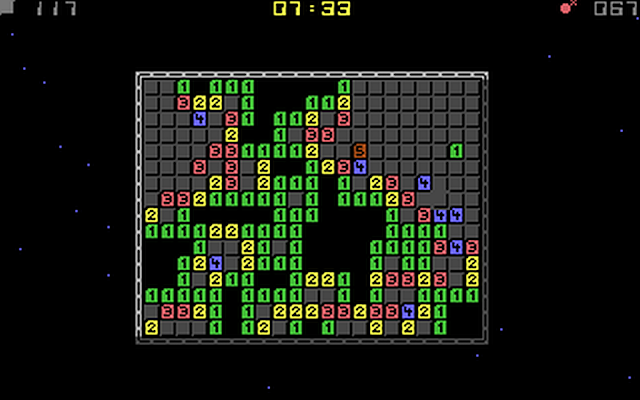 Indie Retro News: Bombakereső - A new MineSweeper for the C64!