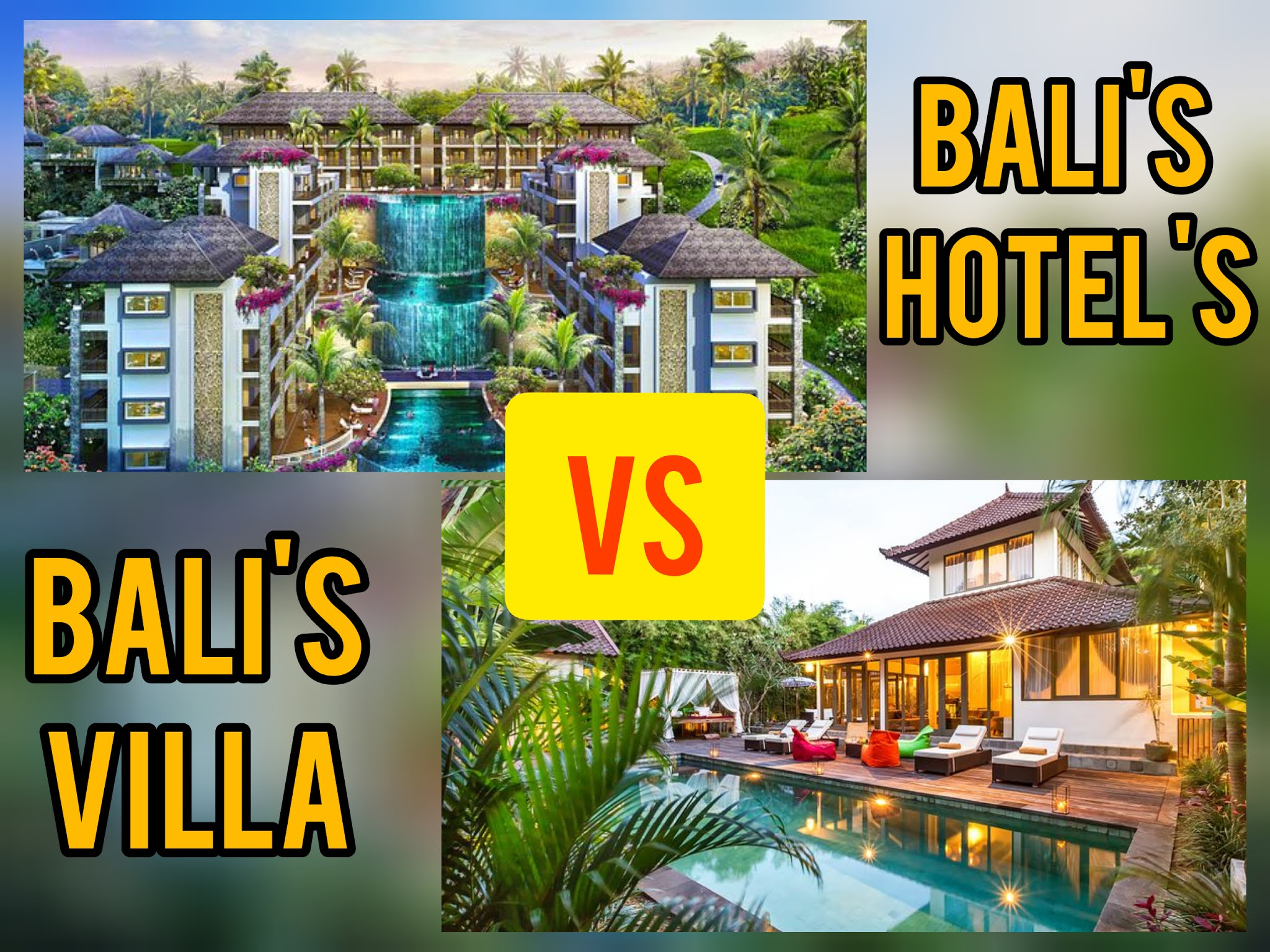 What To Choose Bali Villas Or Bali Hotels Traveller S Wish