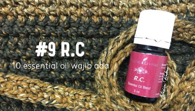essential oil RC