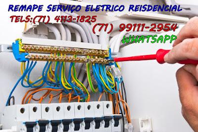 Eletricista em Salvador e Lauro de Freitas Bahia-71-99111-2954