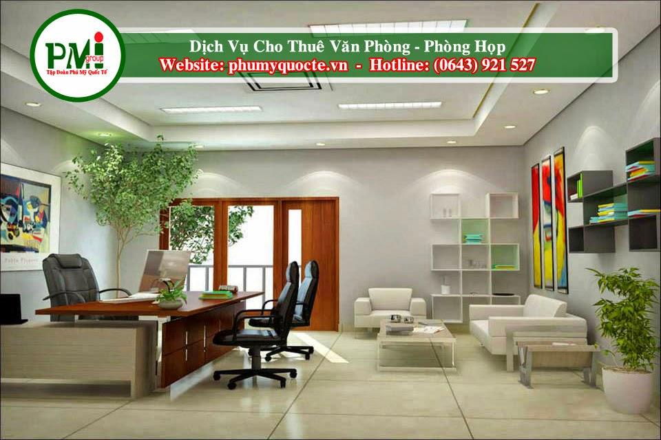 Phú Mỹ Quốc Tế Chuyên Cho Thuê Văn Phòng - Phòng Họp