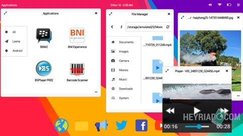 Cara Menggunakan Multi Window di Android