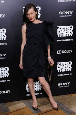 Biodata Milla Jovovich