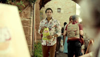 Wasim Akram famous cricket player lays advert