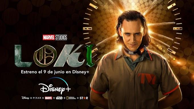 Disney+ adelanta el estreno de la nueva serie 'Loki' al 9 de junio