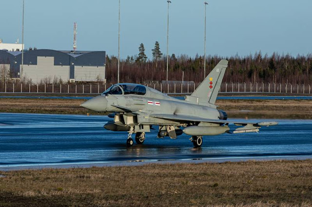 Eurofighter Typhoon Finnish Flight Evaluation Trials