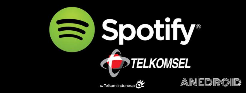 Cara Bayar Spotify Premium Dengan Pulsa Telkomsel