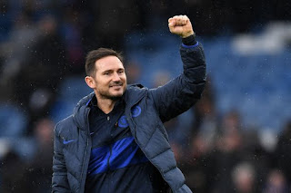 Chelsea boss Frank Lampard says their spending is far from over