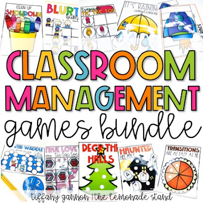 classroom management strategies and classroom management games