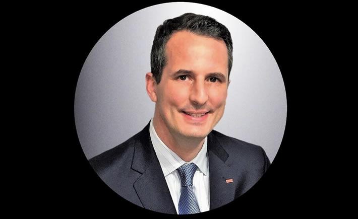 Luciano Agustín Rizzo, nuevo Managing Director de Sanvik Coromant México. (Foto: Cortesía)