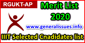AP_RGUKT_IIIT_Merit_List_Selected_candidates_list