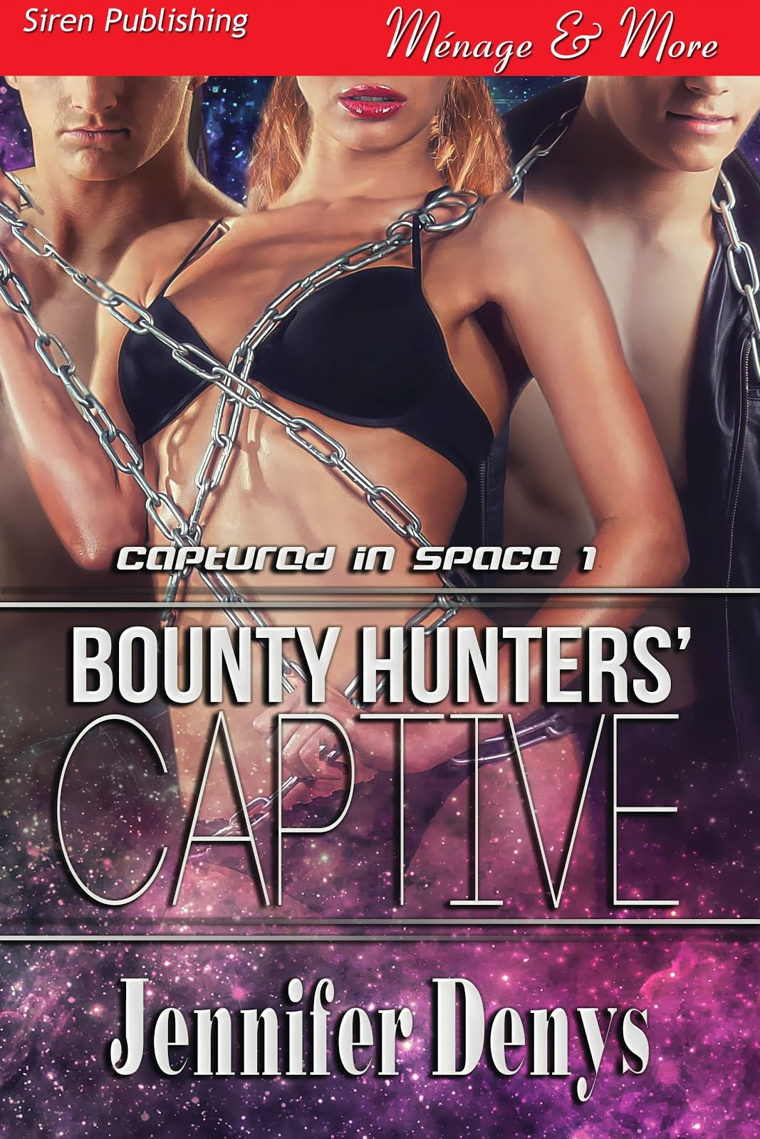 Bounty Hunters' Captive