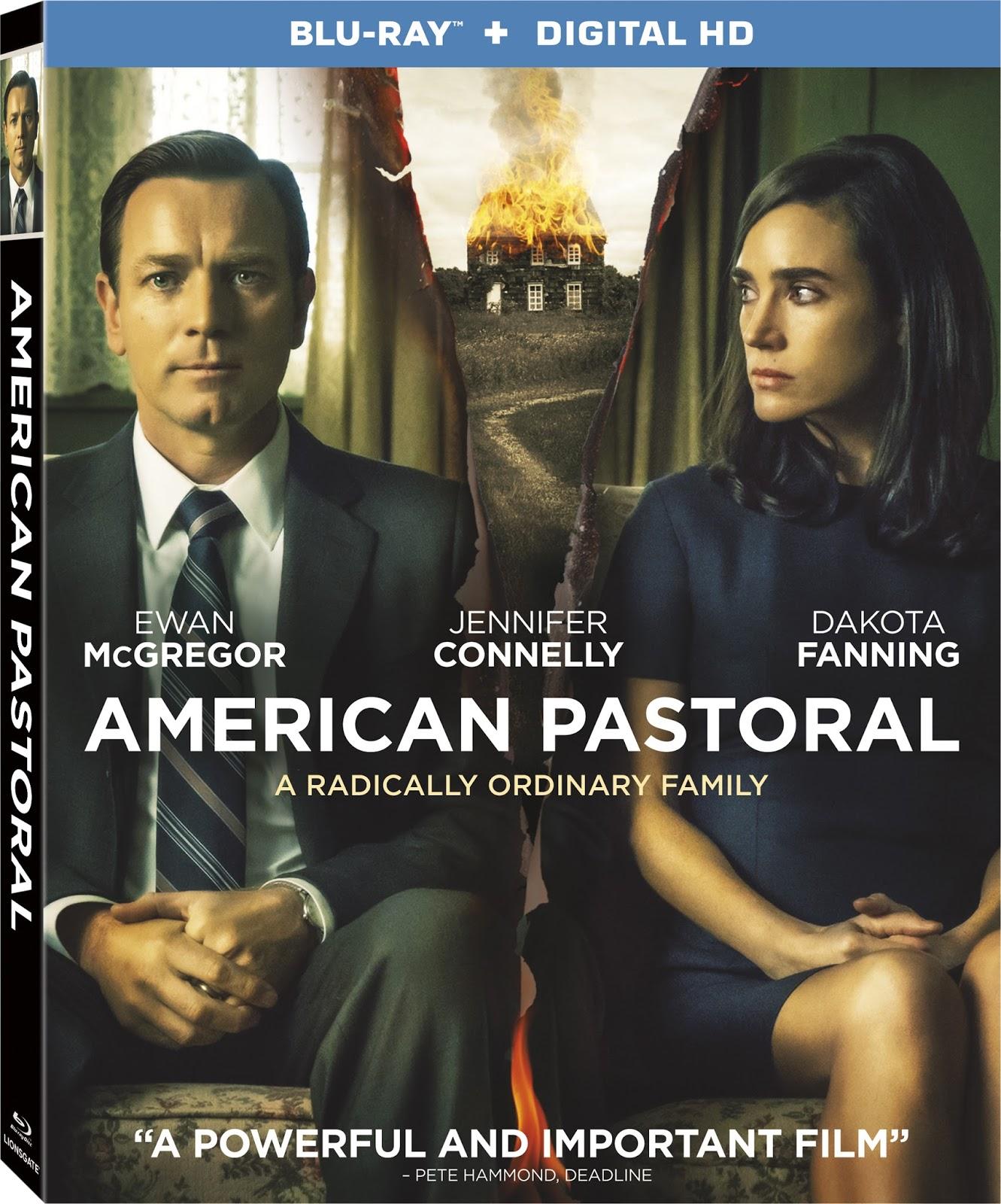 American Pastoral BD25 Descargar LATINO