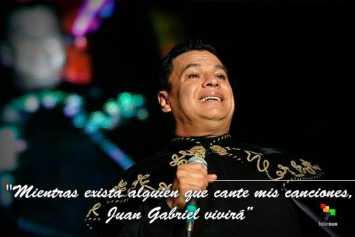 Falleció el cantante y compositor mexicano Juan Gabriel