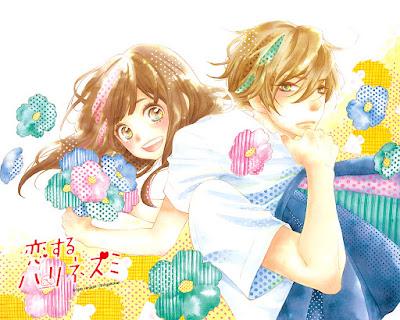 Nao Hinachi - Koisuru Harinezumi