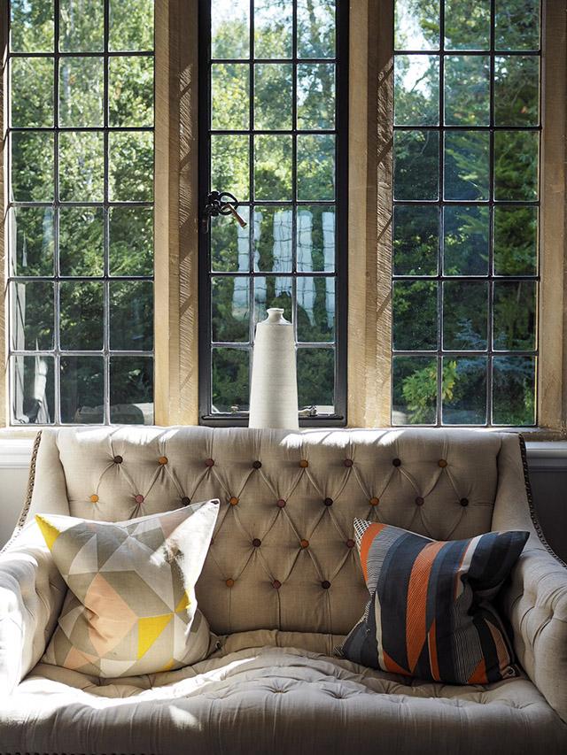 Foxhill Manor sofa