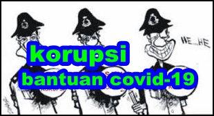 Diduga,Bantuan covid-19 di kabupaten lampung tengah tidak tepat sasaran terindikasi jadi ajang korupsi