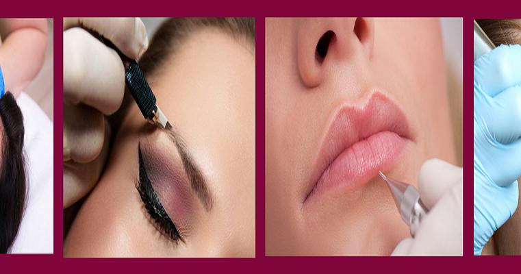 Semi Permanent Makeup Courses In Chennai