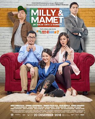 Film Milly & Mamet (2018)