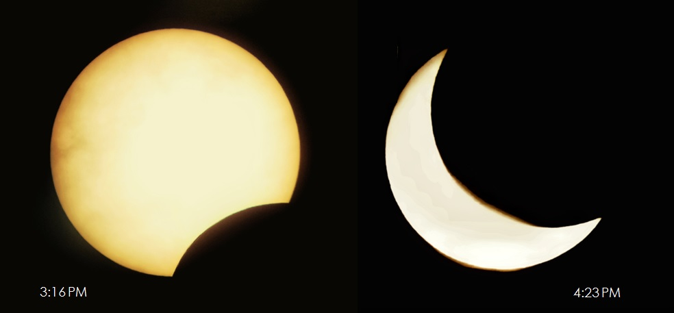 Stunning photos of June 21 partial solar eclipse in the Philippines