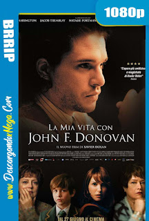 The Death & Life of John F. Donovan (2018) HD 1080p Latino