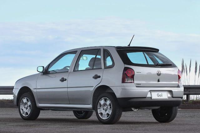 Volkswagen Gol Trend 2005