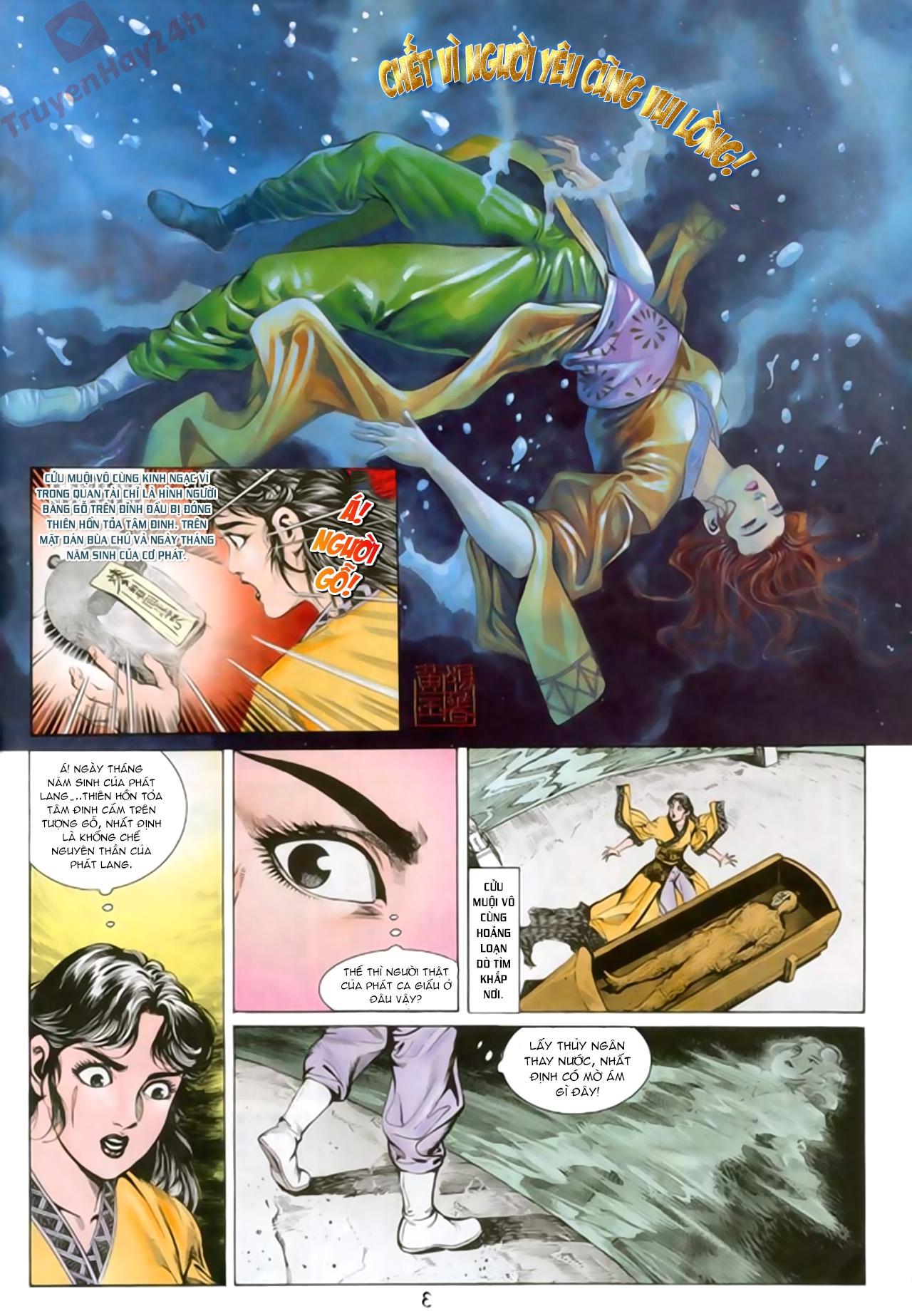 Cơ Phát Khai Chu Bản chapter 81 trang 3