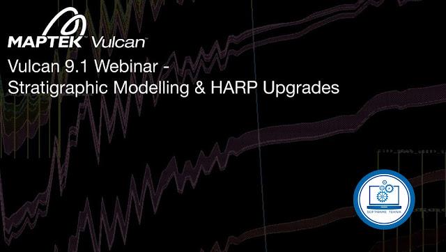Maptek Vulcan 9.1.7