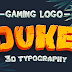 How to Create 3D Logo Text effect in Photoshop| 3D text Free Download | iLLPHOCORPHICS