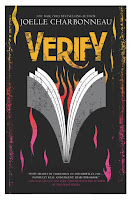 review of Verify by Joelle Charbonneau