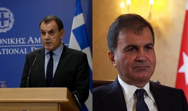 Απαξιωτικά σχόλια Τσελίκ: Το πρόβλημα της Ελλάδος είναι πως δεν μπορεί να βρει έναν λογικό άνθρωπο για ΥΕΘΑ