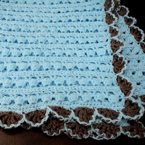 Cuddle & Coo Blanket - Free Pattern