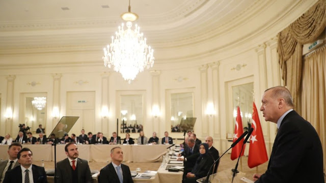 Die Welt: Ο Ερντογάν σχεδιάζει μια νεο-οθωμανική αυτοκρατορία