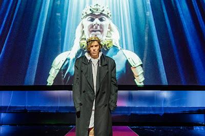 Kuva: Otto-Ville Väätäinen / Turun Kaupunginteatteri / Hamlet 2019