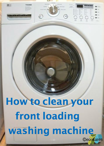 How To Clean And Maintain A Smelly Front Loading Washing